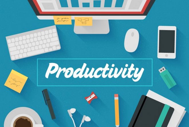4 Ways to Organize Your Workspace to Increase Productivity