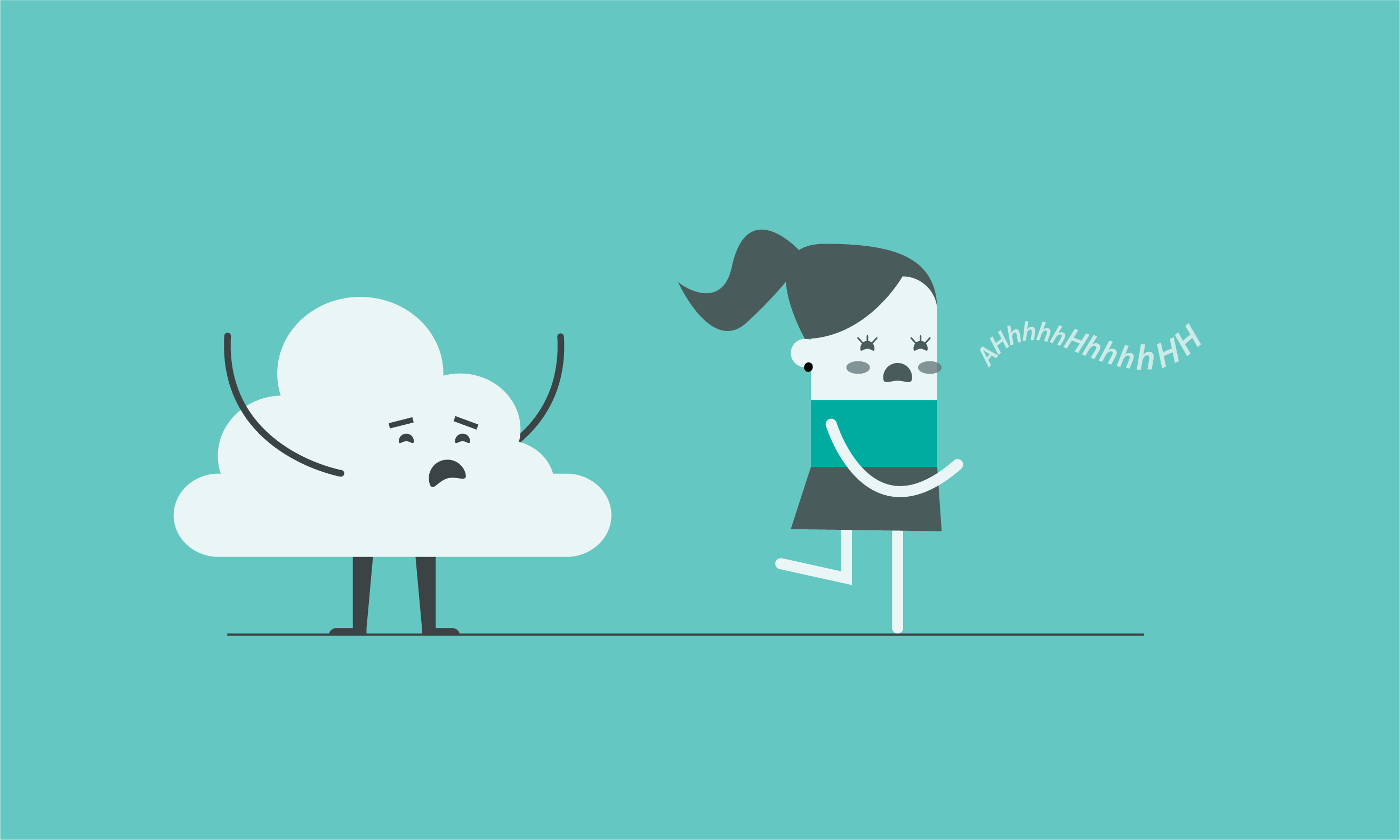 Don't Be Scared of the Cloud — It's Secure!