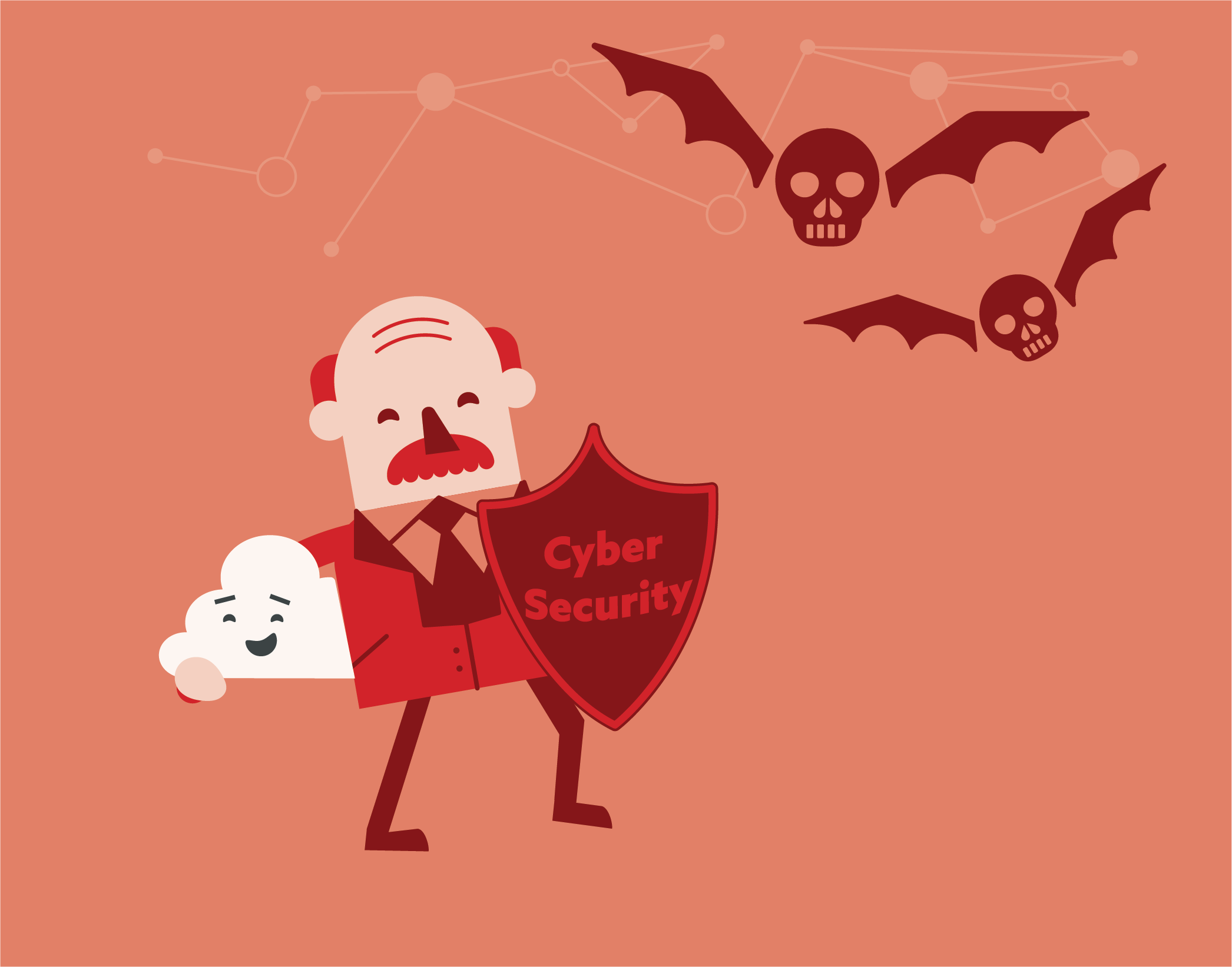 Make Your Small Business Unappealing to Cyberattackers